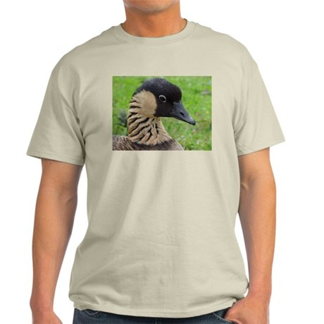 Hawaiian Goose - Nene Ash Grey T-Shirt