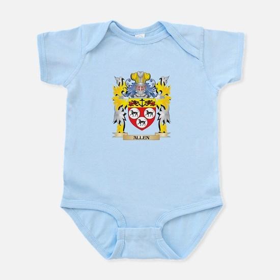 Allen Coat of Arms - Family Crest Body Suit