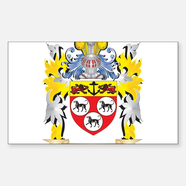 Allen Coat of Arms - Family Crest Decal