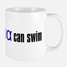 My Boys Can Swim - Greek Mug