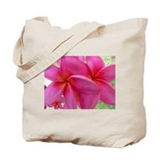Mexican Plumeria Tote Bag