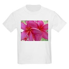 Mexican Plumeria Kids T-Shirt