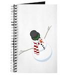 Bliz the Snowman Journal