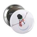 Bliz the Snowman Button