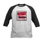 Valentine's Day for Losers Kids Baseball Jersey