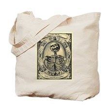 Time Waits Tote Bag