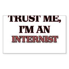 Trust Me, I'm an Internist Decal