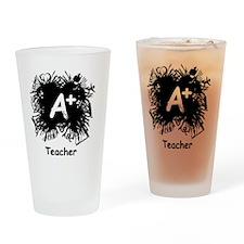 Teacher Splash Drinking Glass