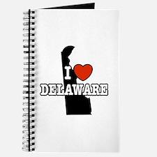 I Love Delaware Journal