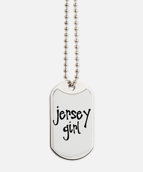 Jersey Girl Dog Tags
