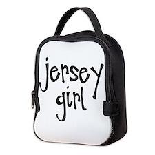 Jersey Girl Neoprene Lunch Bag