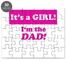 It's A Girl! I'm The Dad Puzzle