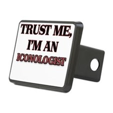 Trust Me, I'm an Iconologist Hitch Cover