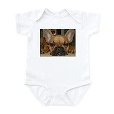 French Bulldog Calendar Infant Bodysuit