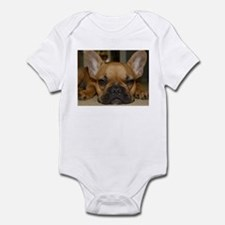French Bulldog Calendar Infant Bodysuit