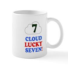 LUCK CLOUD 7 SEVEN! Mugs