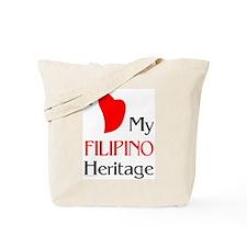 Filipino Heritage Tote Bag