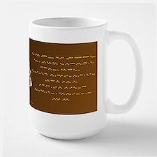 NO Code Mug