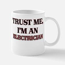 Trust Me, I'm an Electrician Mugs