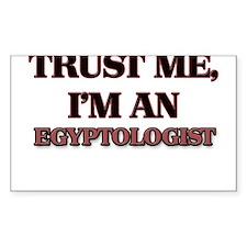 Trust Me, I'm an Egyptologist Decal