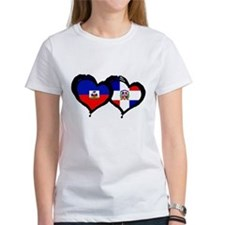 Haiti X Dominican Republic Tee