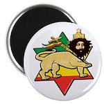 Zion Lion Magnet