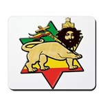 Zion Lion Mousepad