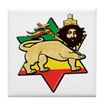 Zion Lion Tile Coaster