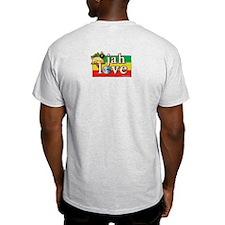 Zion Lion Ash Grey T-Shirt