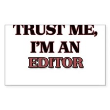 Trust Me, I'm an Editor Decal