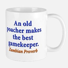 An Old Poacher - Zambian Mug