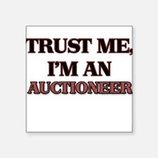 Trust Me, I'm an Auctioneer Sticker