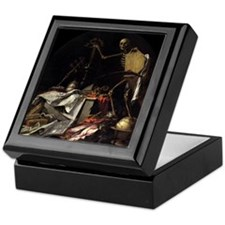 In Ictu Oculi Keepsake Box