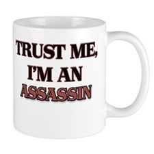 Trust Me, I'm an Assassin Mugs