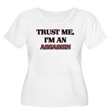 Trust Me, I'm an Assassin Plus Size T-Shirt