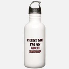 Trust Me, I'm an Arch Bishop Water Bottle