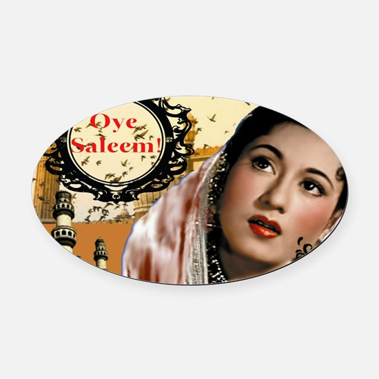 Bollywood Special Series Oval Car Magnet