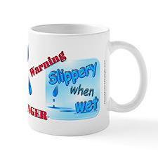 """""""Slippery"""" Mug"""