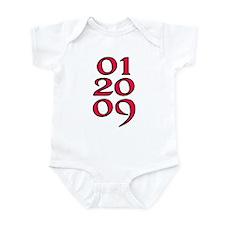 Bush's Last Day Infant Bodysuit