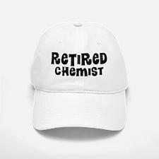 Retired Chemist Baseball Baseball Baseball Cap