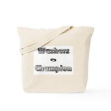Unique Toss Tote Bag