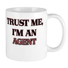 Trust Me, I'm an Agent Mugs
