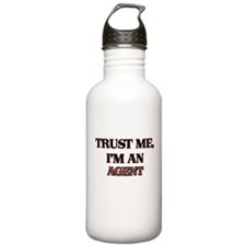 Trust Me, I'm an Agent Water Bottle