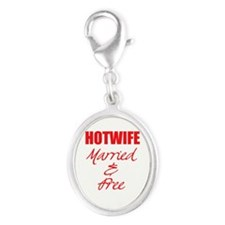 Hot Wife Married & Free Charm round