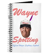 Wayne Spotting Logbook