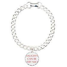 naughty-OPT-RED Bracelet