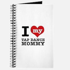 I love my Tap Dance mom Journal