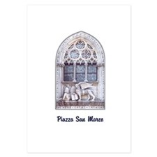 Customizable San Marco Cathedral Window 3.5 x 5 Fl