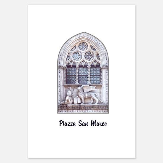 Customizable San Marco Cathedral Window 3.5 x 5 Fl