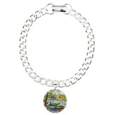 Van Gogh: Fishing in the Charm Bracelet, One Charm